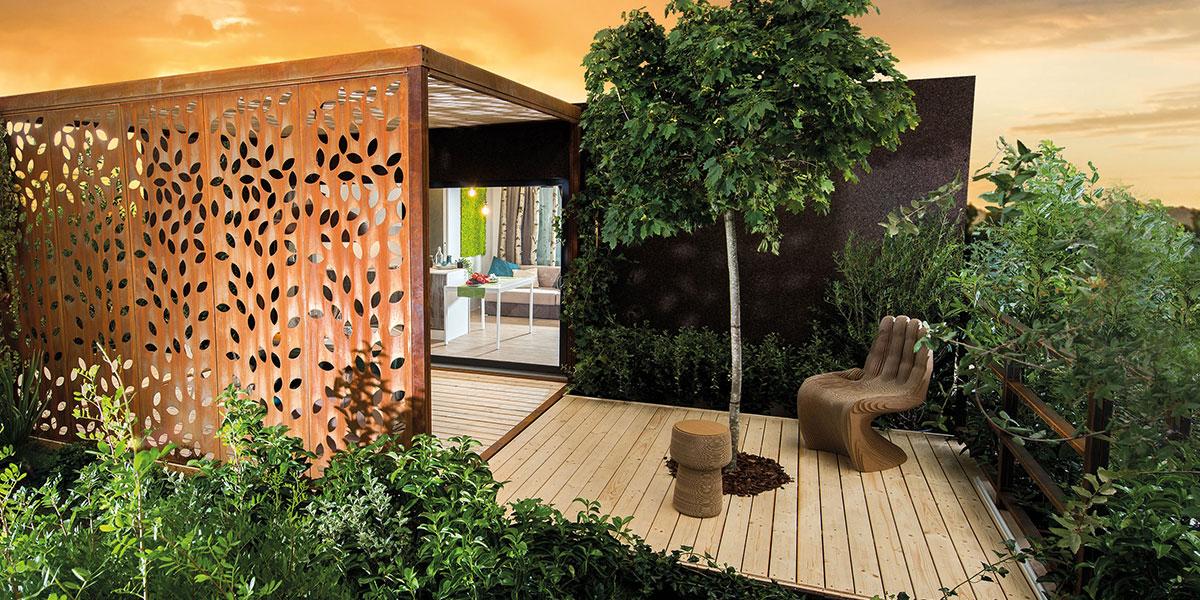 Next Evo Green Mobile Home