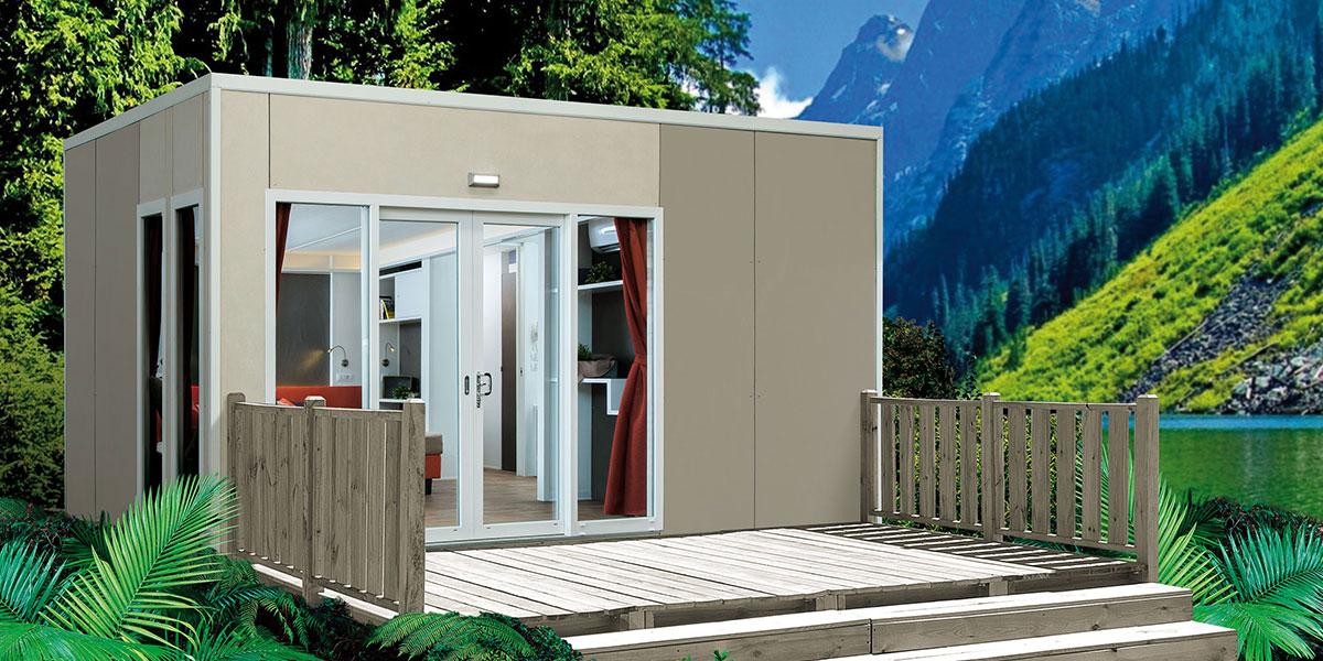 Next Mini Mobile Home