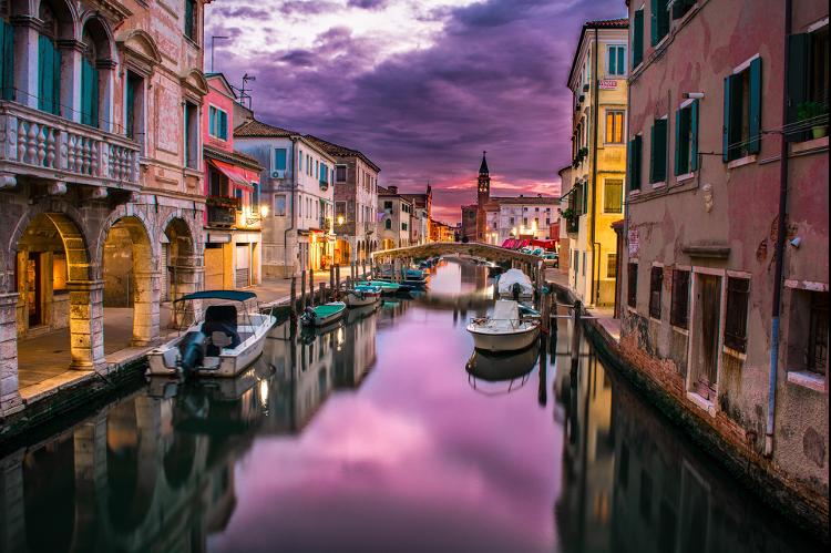 Alla scoperta del Veneto con la Laguna veneziana