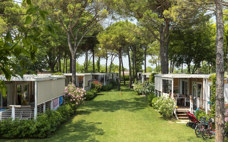 Camping Village partner Nuovi Sogni per scoprire il Veneto open-air