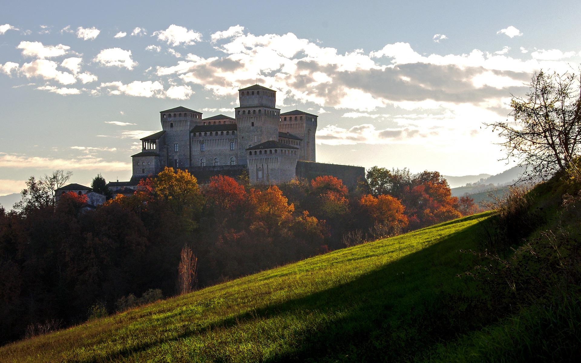 Alla scoperta dell'Emilia-Romagna: Torrechiara, Parma